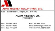 Niesner Properties (Bronze Partner)